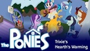 My Little Pony in the Sims Trixie's Hearth's Warming