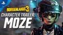 Borderlands 3 Moze Character Trailer The BFFs PS4
