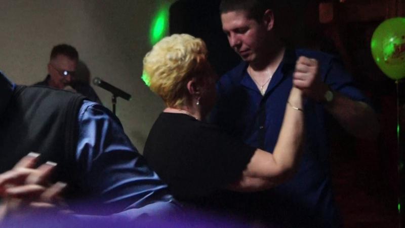 Танец мамы с сыном на её Юбилей т 8 951 556 52 79 Сергей Гребенников 2020 г