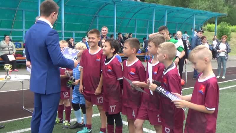 Турнир №2 на кубок школы футбола Комета, 30.06.2019