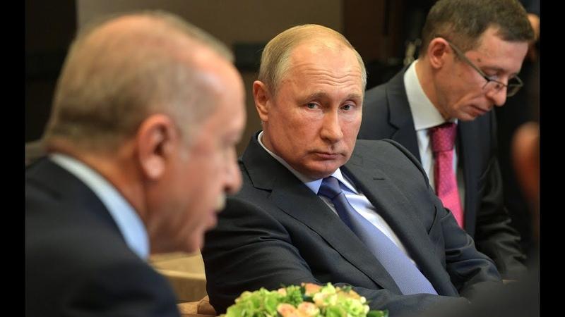 Русские и турки завершают войну