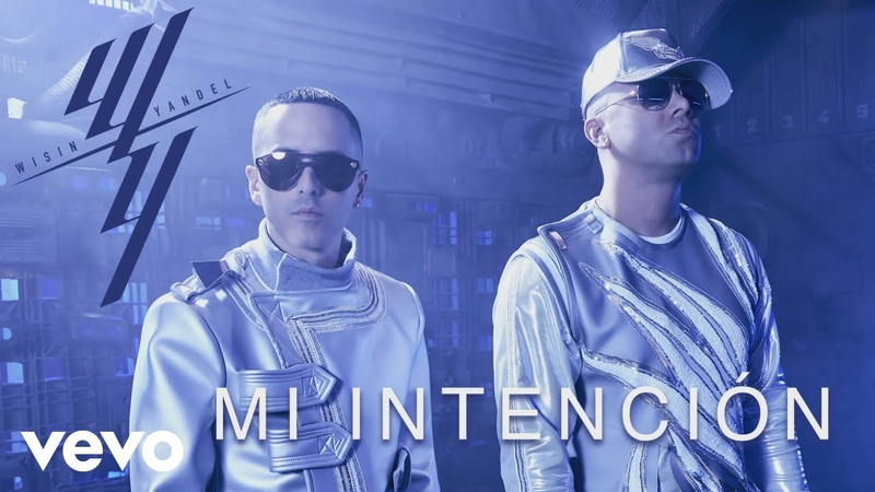 Wisin Yandel, Miky Woodz - Mi Intención (Audio)