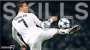 The Legendary Skills Of Cristiano Ronaldo Real Madrid HD