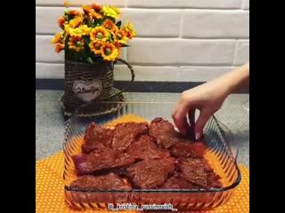 Мясо по французски.mp4