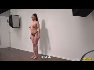 Czechcasting adela 3780 [2019, amateur, casting, кастинг, сzech, big natural tits, blowjob, hardcore, 1080p]
