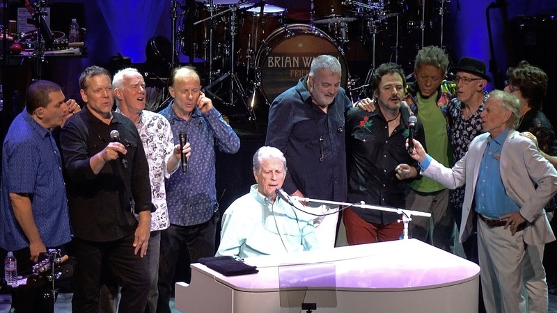 Brian Wilson Band Love And Mercy live Fox Theater Oakland CA September 13 2019 4K UHD