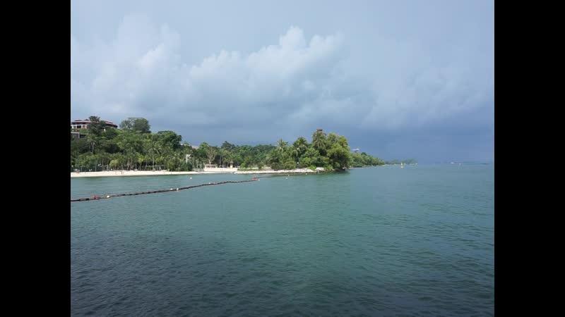 Остров Сентоза Sentosa Island