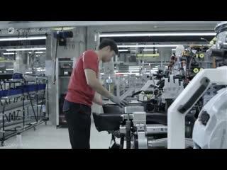 2020 Porsche TAYCAN - PRODUCTION