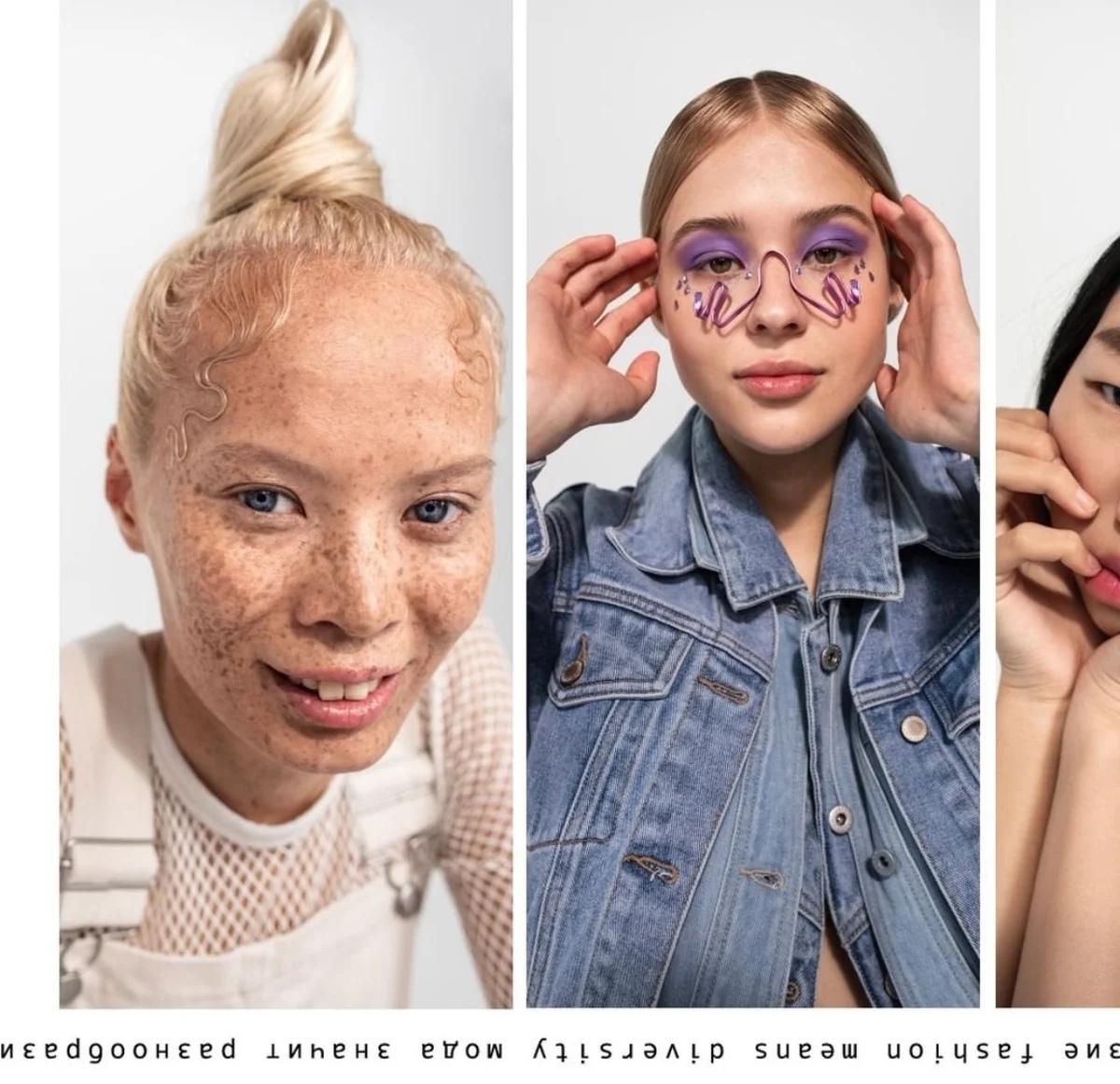 Новая новая реклама и модели «Befree»