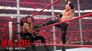 FULL MATCH  - Kane vs. The Undertaker  Hell in a Cell Match: Hell in a Cell 2010