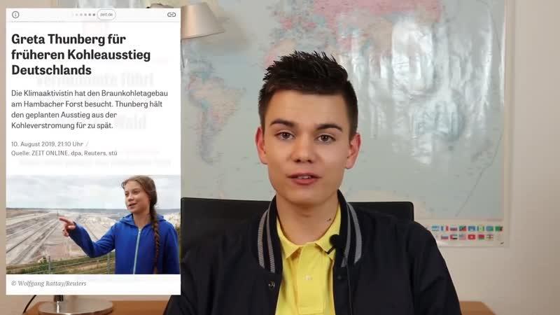 ENTHÜLLUNG Greta Thunberg komplett ENTLARVT TaCbx0GwsWA