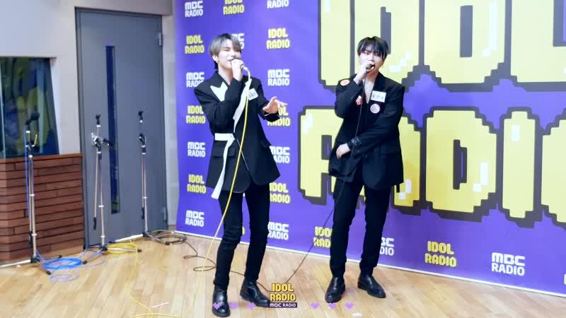 VICTON 빅톤 ▷ Kang Seung Sik 강승식 Do HanSe 도한세 MILLIONS cover IDOL RADIO 17 03 2020