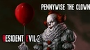 Pennywise the Clown from IT invades Raccoon City - RE2 Remake MOD