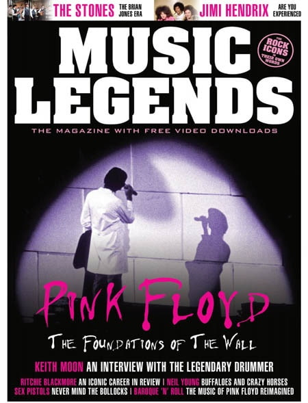 Music Legends - Issue 2 2019