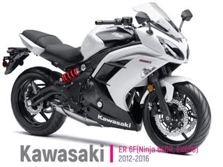 Kawasaki er 6f(ninja 650r, ex650, er650f)2012-2016 от #мотопластикрф