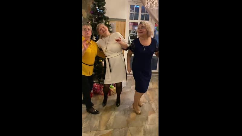 Три сестрицы под окном, танцевали вечерком😄🌟🤗