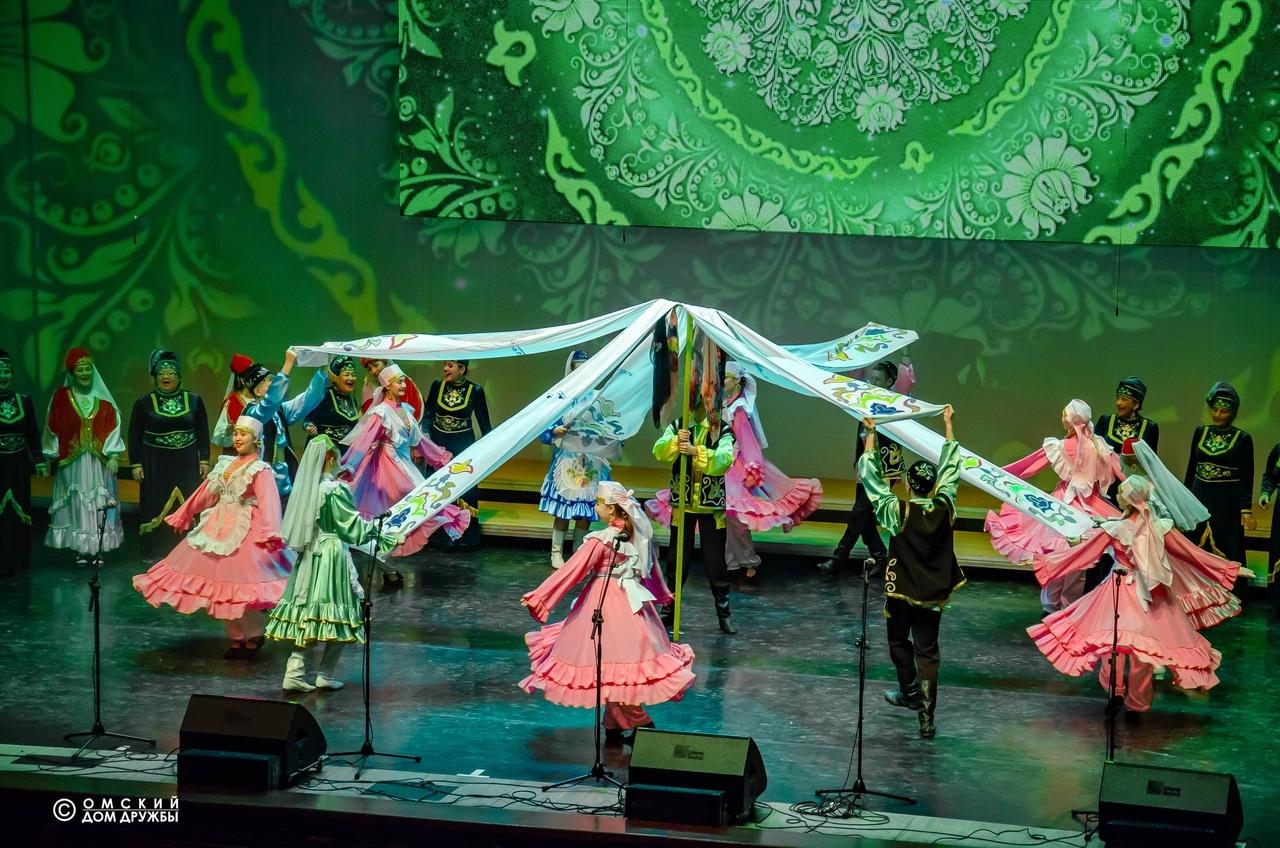 XI Областной фестиваль национальных культур «Единение»