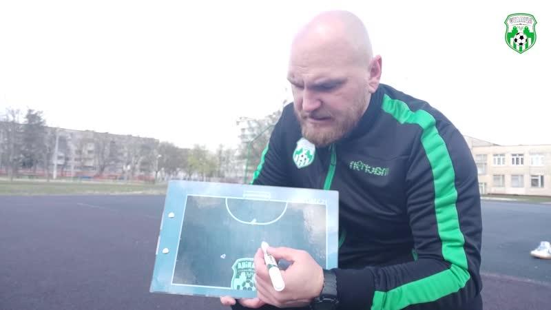 Крутая разминка владение двумя мячами одновременно ведение мяча Упражнения от Ивана Прокопца