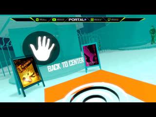 VR Club Portal Live -Pistol Whip // Виртуальная реальность // VIRTUAL REALITY // VRGAMES