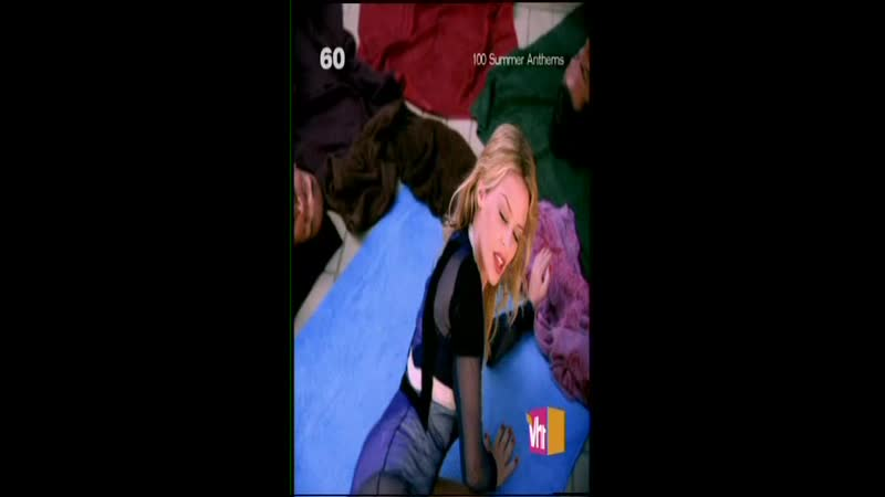 Kylie Minogue Slow VH1 Classic TOP 100 Countdown Saturday 100 Summer Anthems 60 место