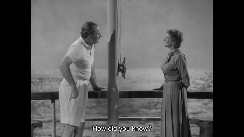 Погружение в пул(Искупаться в бассейне)/Dip in the Pool/1958.(Альфред Хичкок представляет/Alfred Hitchcock Presents/Сез.3/Эп.35)