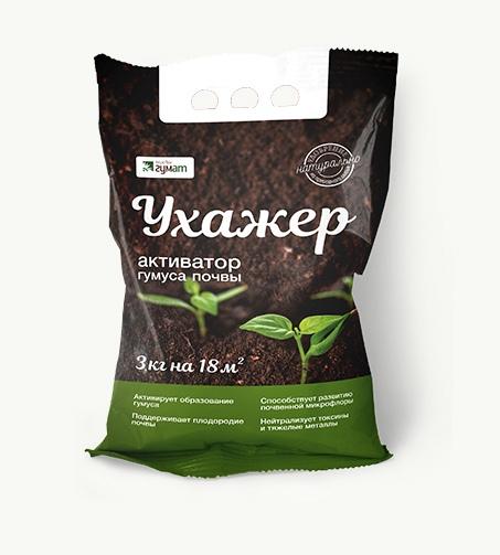 "Активатор гумуса почвы ""Ухажер"""