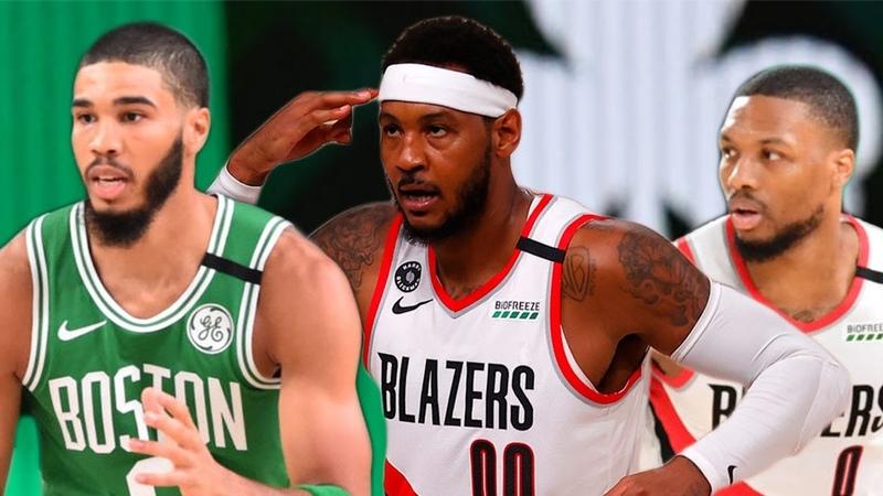Boston Celtics vs Portland Trail Blazers Full Game Highlights | August 2 | NBA Restart