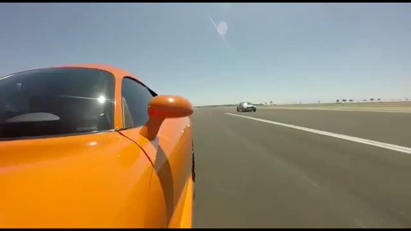 C63 amg 750hp vs Dodge Viper