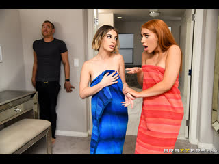 Brazzers-My Girlfriend's Girlfriend /Joseline Kelly, Kristen Scott, Xander Corvus