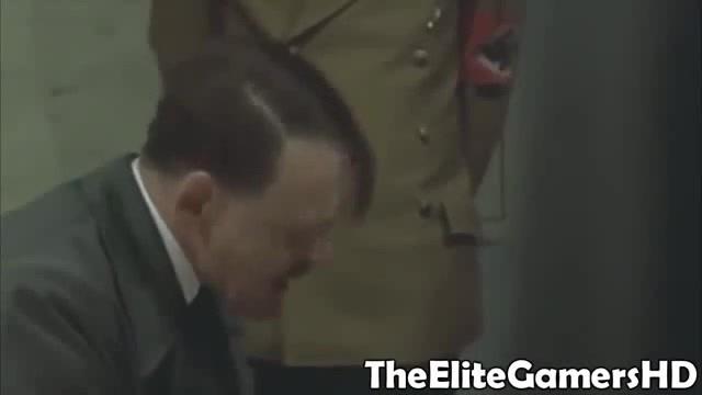 Adolf Hitler Gangnam Style l e Graun fam 🤟😂