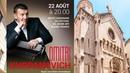 Dmitry Khodanovich Cannes 2019 concert in Eglise Notre Dame De Bon Voyage Дмитрий Ходанович Канны