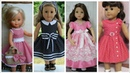 Very Beautiful And Trendy Doll baby frocks design