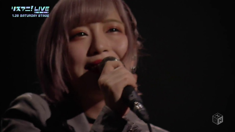 ReoNa「forget me not」「canaria」「Reason」LisAni live リスアニ2019