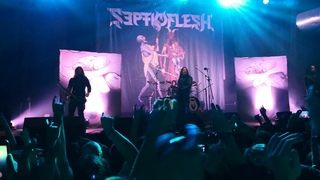 Septicflesh - The Vampire From Nazareth (live in Moscow )