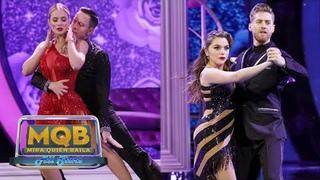 El tango revela el talento para esta disciplina de Kimberly Dos Ramos y Sofa Castro   MQB