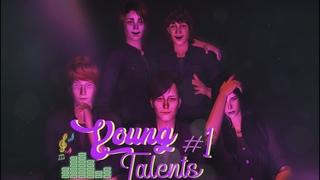 The sims 2 сериал Юные таланты. 1 серия