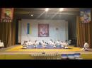 Показовий виступ Виноградівського клубу з кіокушин карате