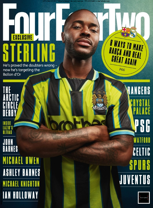 FourFourTwo UK - 09.2019 - 11.2019
