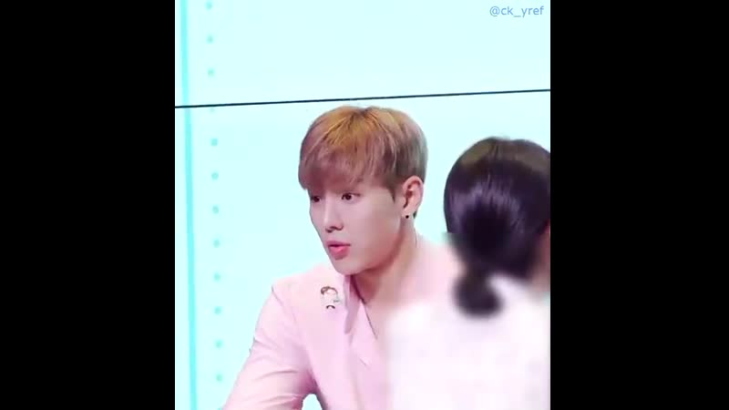 190818 TTG Fansign Shownu - OP Out of all the horns, which horn do you think is the cooles.mp4
