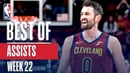 NBAs Best Assists Week 22 State Farm NBANews NBA