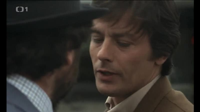 Dva muži ve městě - A.Delon J.Gabin 1973_MH_