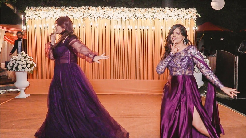 Wedding Dance Performance by Sisters for Brothers Marriage || 2020 || Kritika Khurana