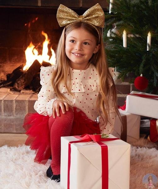 Смелая малышка Angelica Lundin и ее семья