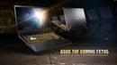 ASUS TUF Gaming FX705 - ВЕЛИКОЛЕПНЫЙ ДИЗАЙН И НЕПРЕВЗОЙДЕННАЯ ПРОЧНОСТЬ