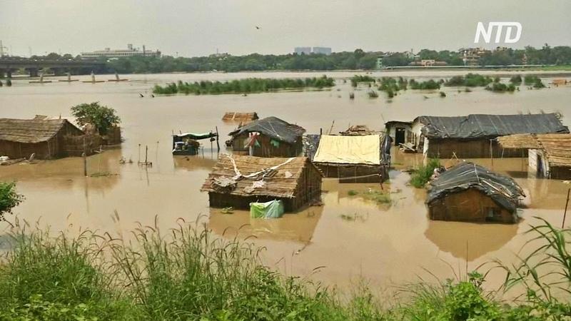 Новые жертвы сезона дождей в Индии 12 человек погибли в Уттаракханде