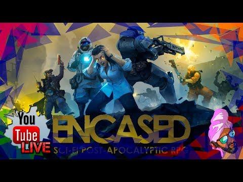 Encased: A Sci-Fi Post-Apocalyptic RPG ◄╝ 4 ➯ Фулскрин для трудящихся