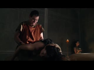 Jessica Grace Smith in Spartacus