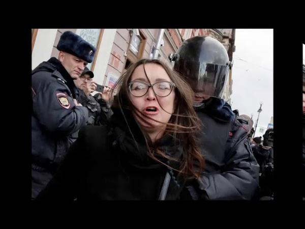 03.08.2019 Protiputinovská opozícia už nepíše o brutálnej vražde LGBT aktivistky