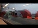 ЭС2Г-005, маршрут: Москва - Тверь (Экспресс) / Train ES2G-005 Lastochka, route: Moscow - Tver