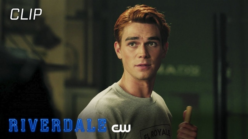 Riverdale | Season 4 Episode 6 | Chapter Sixty-Three Hereditary Scene | The CW